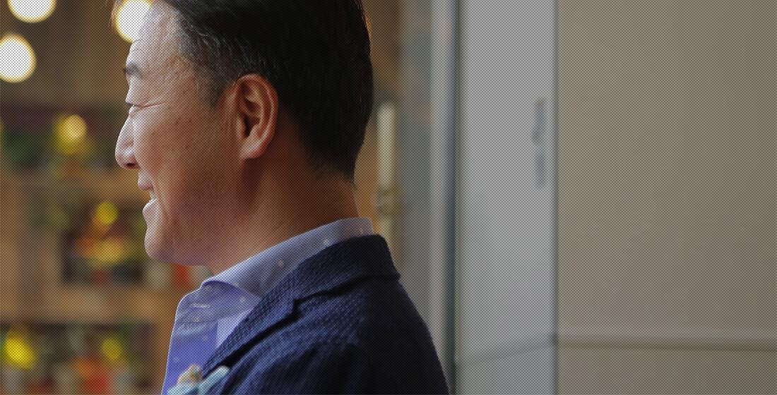 株式会社HUGE CEO 新川 康弘